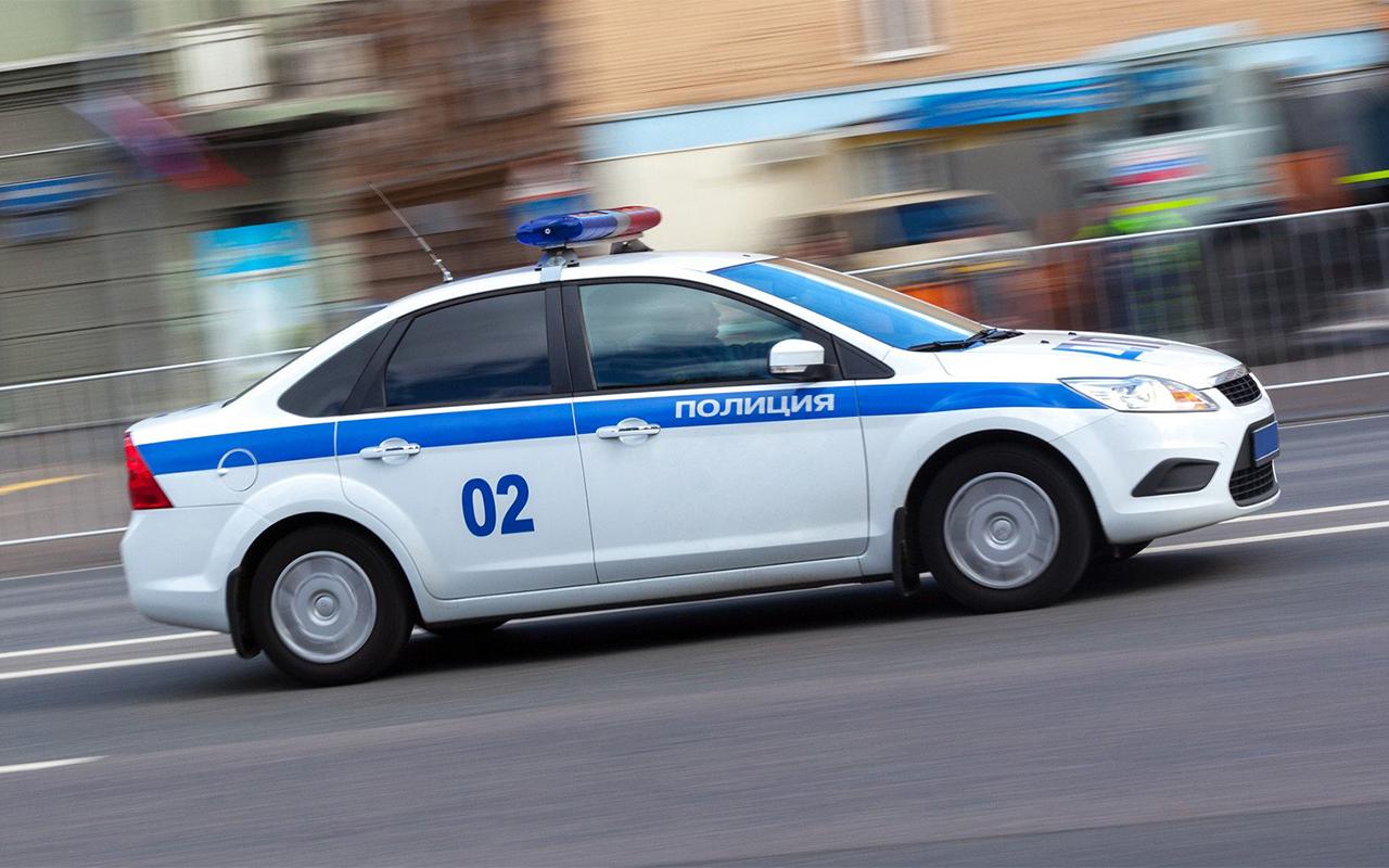 Картинка машины полиции
